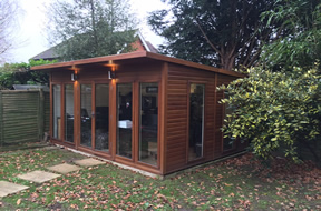 Cousins Conservatories Garden Buildings
