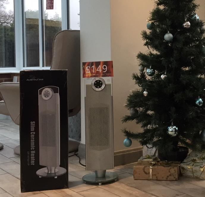 149 heater offer