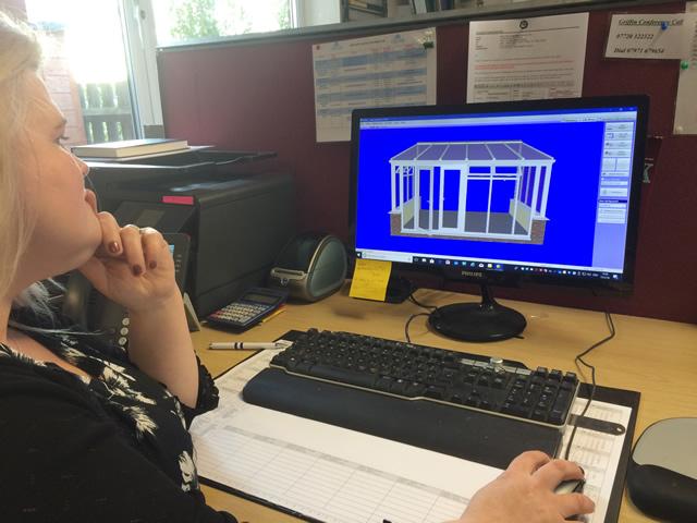 Conservatory CAD Design Centre