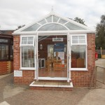Cousins Conservatories & Garden Buildings Display Conservatory No1