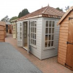 Cousins Conservatories & Garden Buildings Garden Room on Display