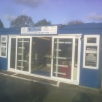 Cousins Conservatories & Garden Buildings Sales Office 2011 and 2012