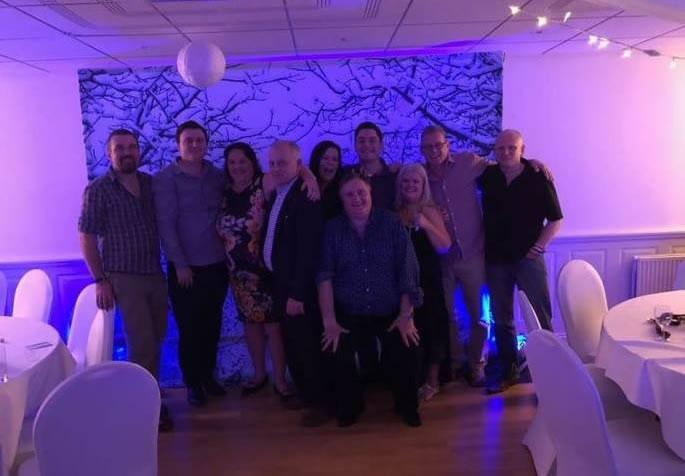Cousins Conservatories Team Picture Jan 2018