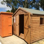 Cousins Conservatories and Garden Buildings Cawthorne and Budget tool Shed