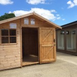 Cousins Conservatories and Garden Buildings Ludlow Garden Office