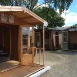 Cousins Conservatories and Garden Buildings Selection of Summerhouses