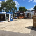 Cousins Conservatories and Garden Buildings Showcentre Entrance