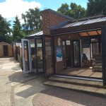 Cousins Conservatories and Garden Buildings Showing Conservatory with Bi Folding Doors