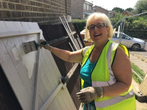 Cousins Shed Donation DIY SOS Picture 5