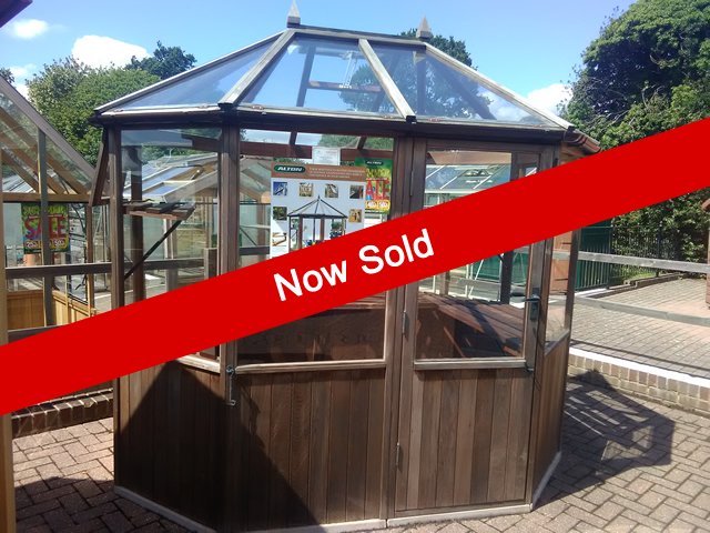 Ex-Display Alton Octagonal Now Sold