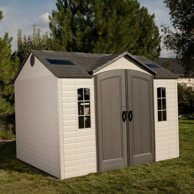 Lifetime 10x8 Plastic Shed