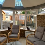 Livin Roof Conservatory Internal Showcentre Picture
