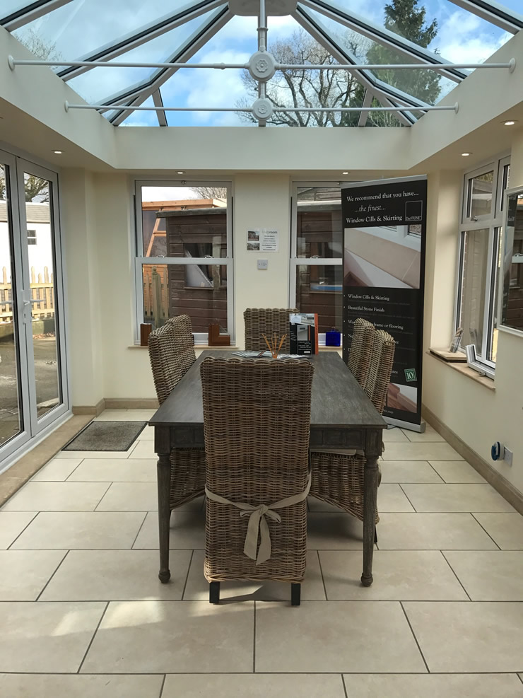 Livin Room Conservatory Internal Showcentre Picture 740x987