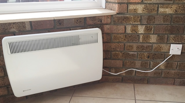 The HSP Heater