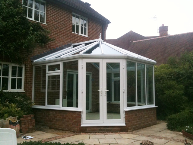 View our conservatory work