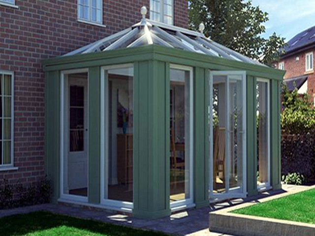 Green Loggia Conservatory