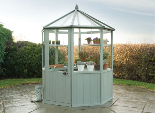 Alton 6 X 6 Octagonal Greenhouse