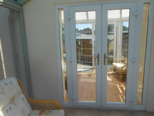 Back Doors French Doors