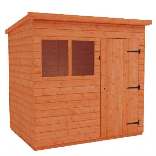 Cousins Deluxe Pent Shed