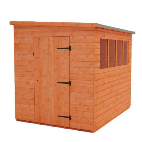 Cousins Leant-to Pent Shed