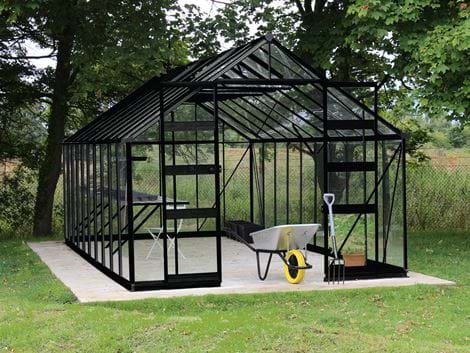 Eden Bourton Greenhouse