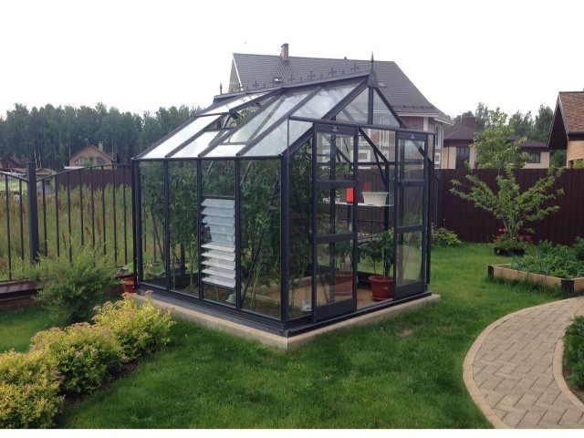 Elite 6ft 3inch Wide Titan Greenhouse