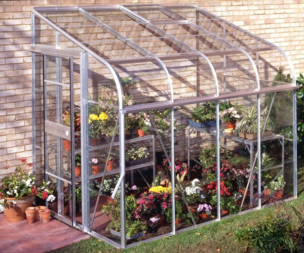 Halls Lean-to Greenhouse