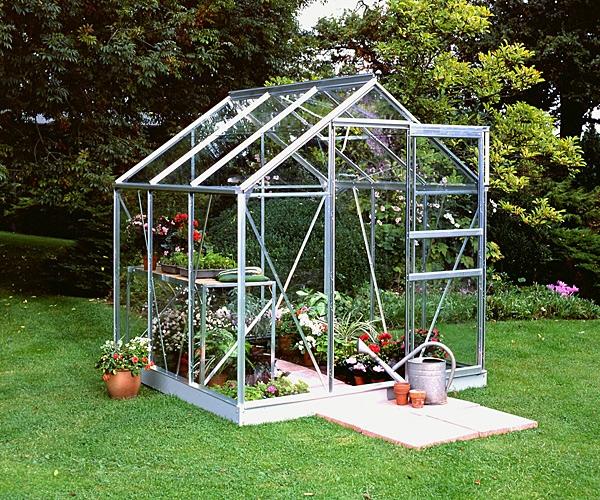 Halls Popular Greenhouse