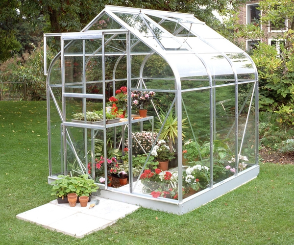 Halls Supreme Greenhouse