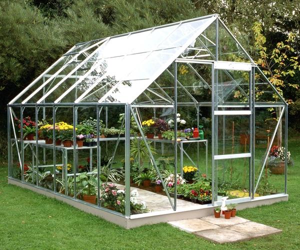 Halls Universal Greenhouse