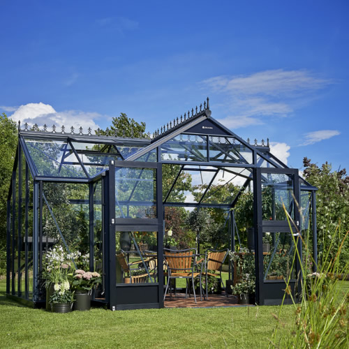 Juliana Orangery Greenhouse