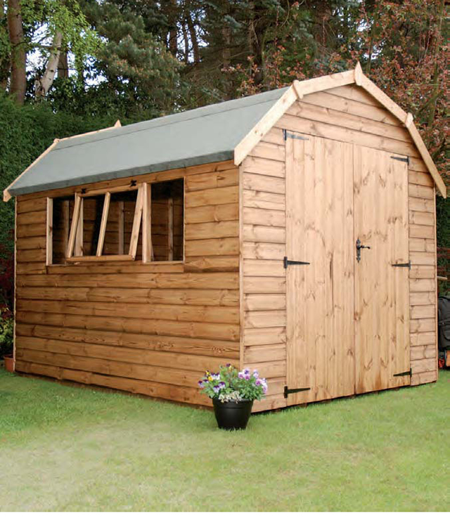 Regency Barn Shed