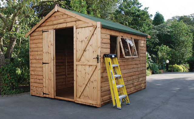 The Gardeners Shed | Cousins Conservatories & Garden Buildings