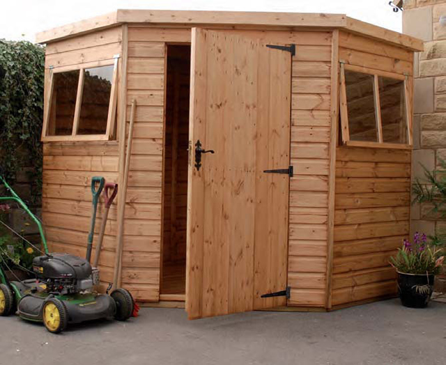 Regency Clayton Shed