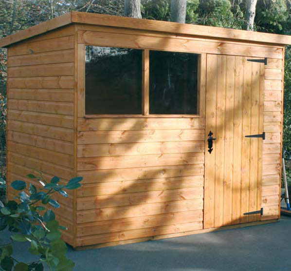 Regency Notton Shed