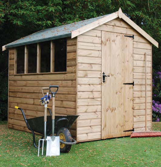 Regency Royston Shed
