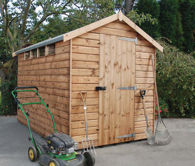 Regency Security Shed