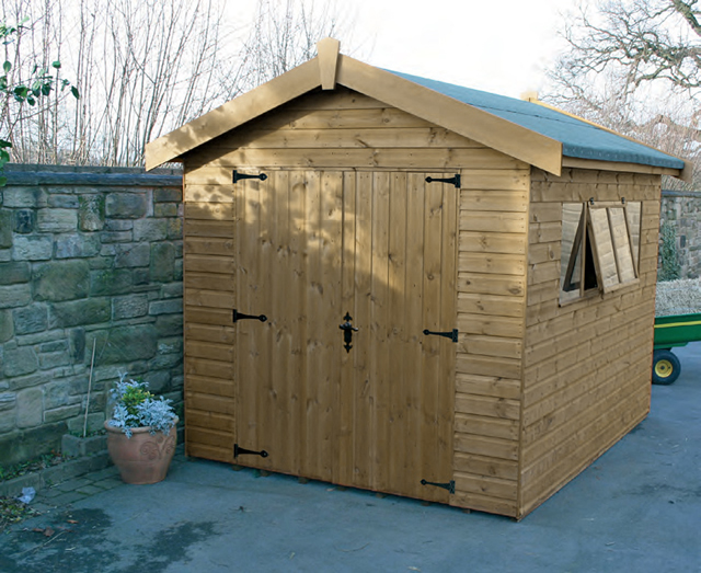 Regency Supreme Shed