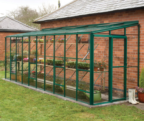 Robinsons Lean-to Greenhouses