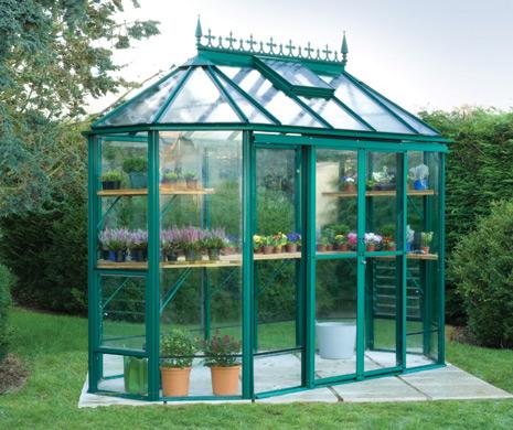 Robinsons Renaissance Octagonal Greenhouses