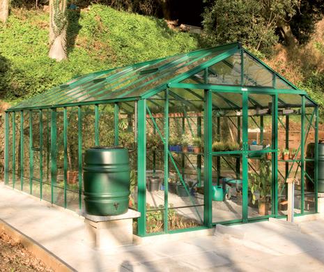 Robinsons Rosette Greenhouses