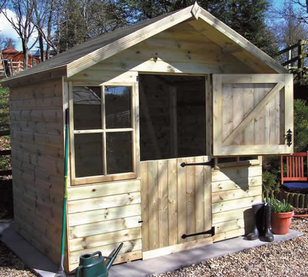 The Malvern Ludlow Shed