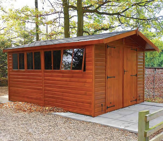The Malvern Stanford Shed