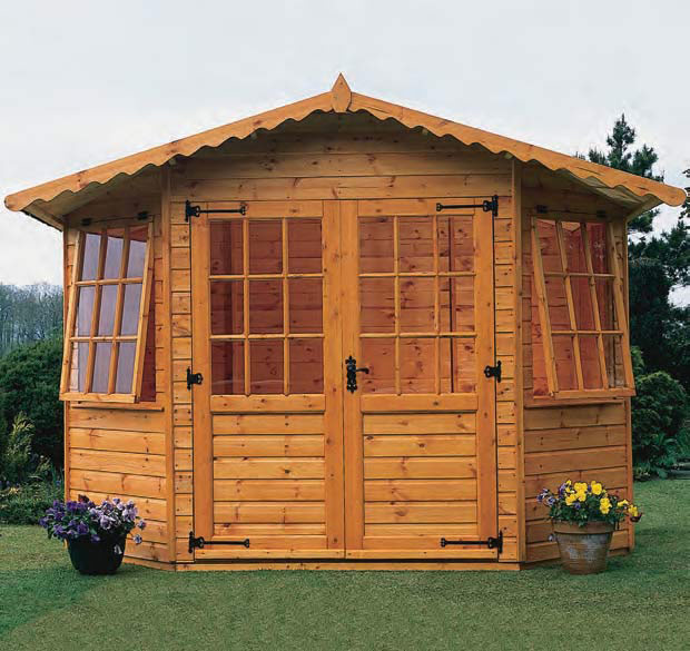Regency Bowness Summerhouse