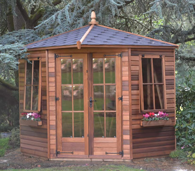 Regency Henley Summerhouse