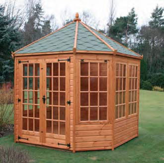 Regency Keresforth Summerhouse