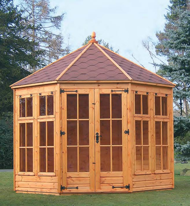 Regency Kingstone Summerhouse