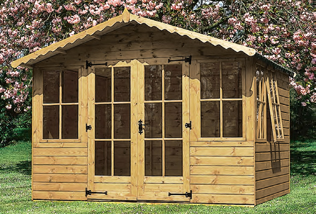 Regency Monte Carlo Summerhouse