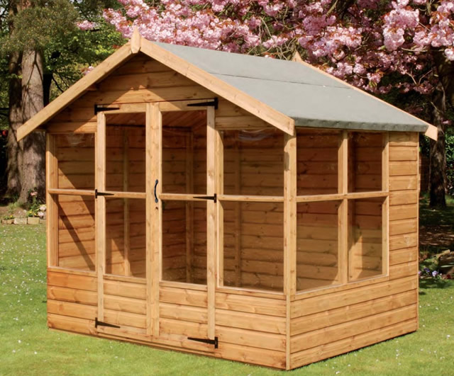 Regency Popular Summerhouse