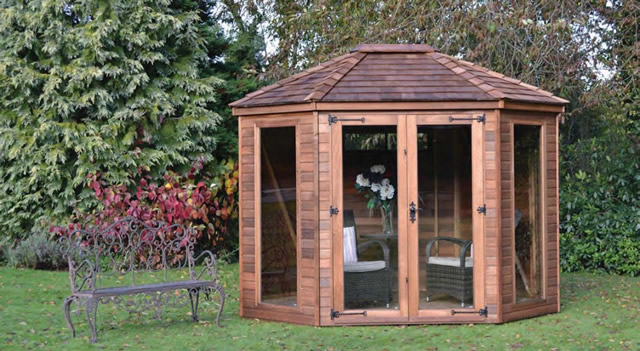 Regency Wingrove Summerhouse